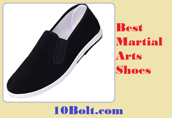 Best Martial Arts Shoes