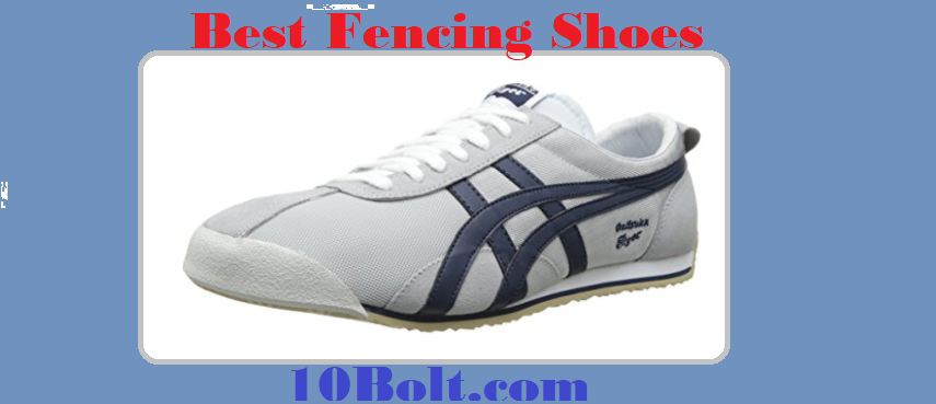 Best Fencing Shoes