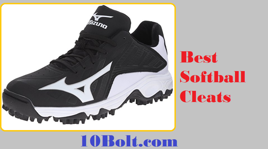 Best Softball Cleats 2019 Reviews & Buyer's Guide (Top 10)