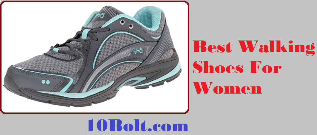 Best Walking Shoes For Women 2020 Reviews & Buyer's Guide