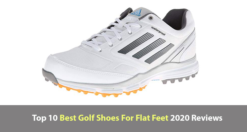 best golf shoes for flat feet